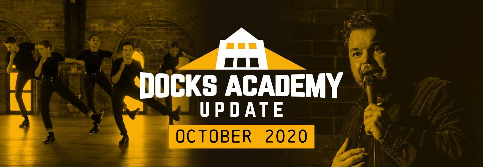 Docks Academy Update October 2020